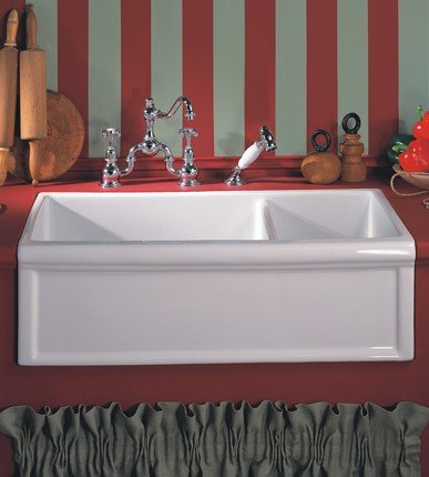 Herbeau farmhouse sink