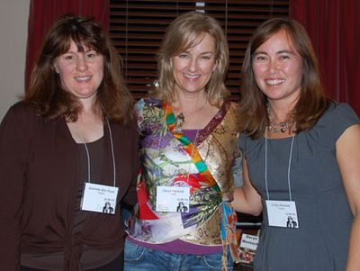 Jeanette blix deryn and cindy wimmer