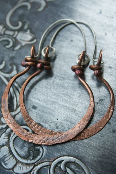 Forged hoops