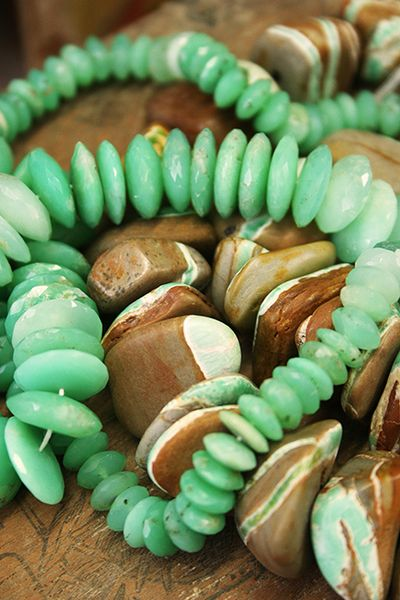 Variscite and chrysoprase2