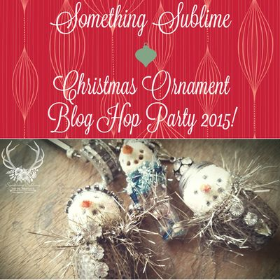 Ornament Blog Hop Party 2015 icon