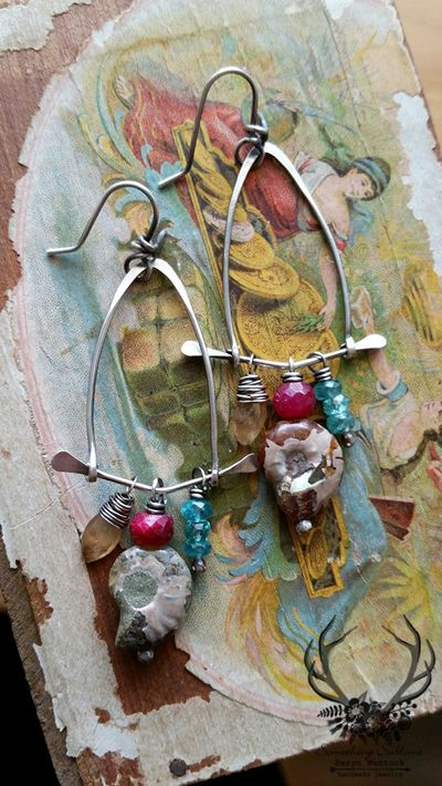 Archway earrings 1