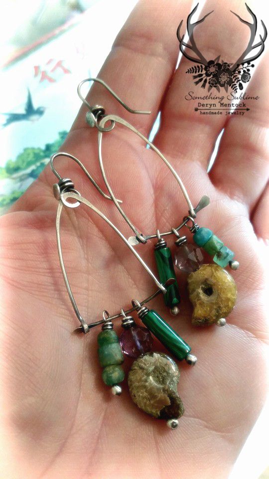 Archway earrings 2