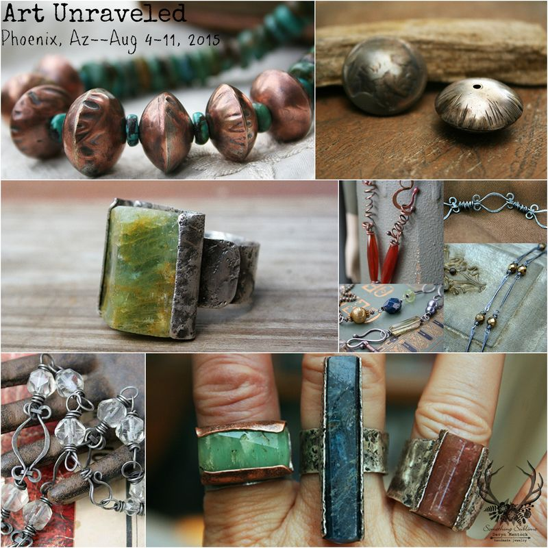 Art Unraveled Collage
