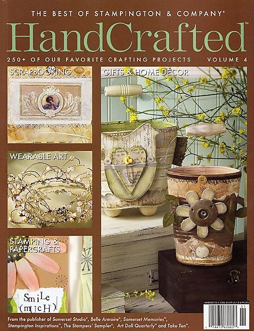 Handcrafted-Volume 4, 2008