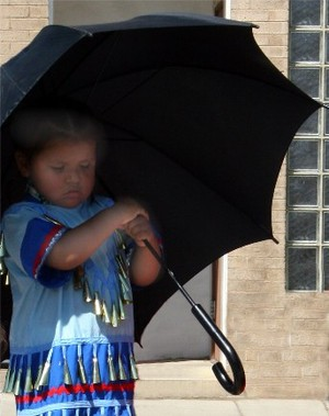 Umbrellaindiangirl
